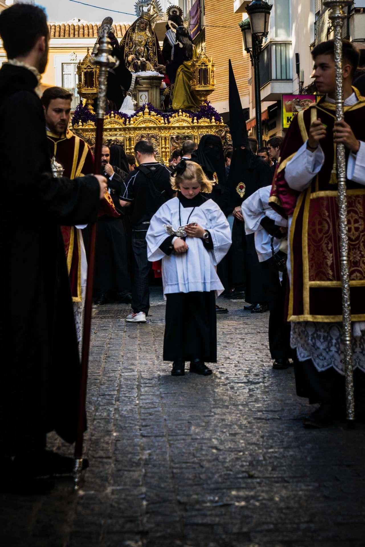 Malaga Semana Santa Holy Week 2