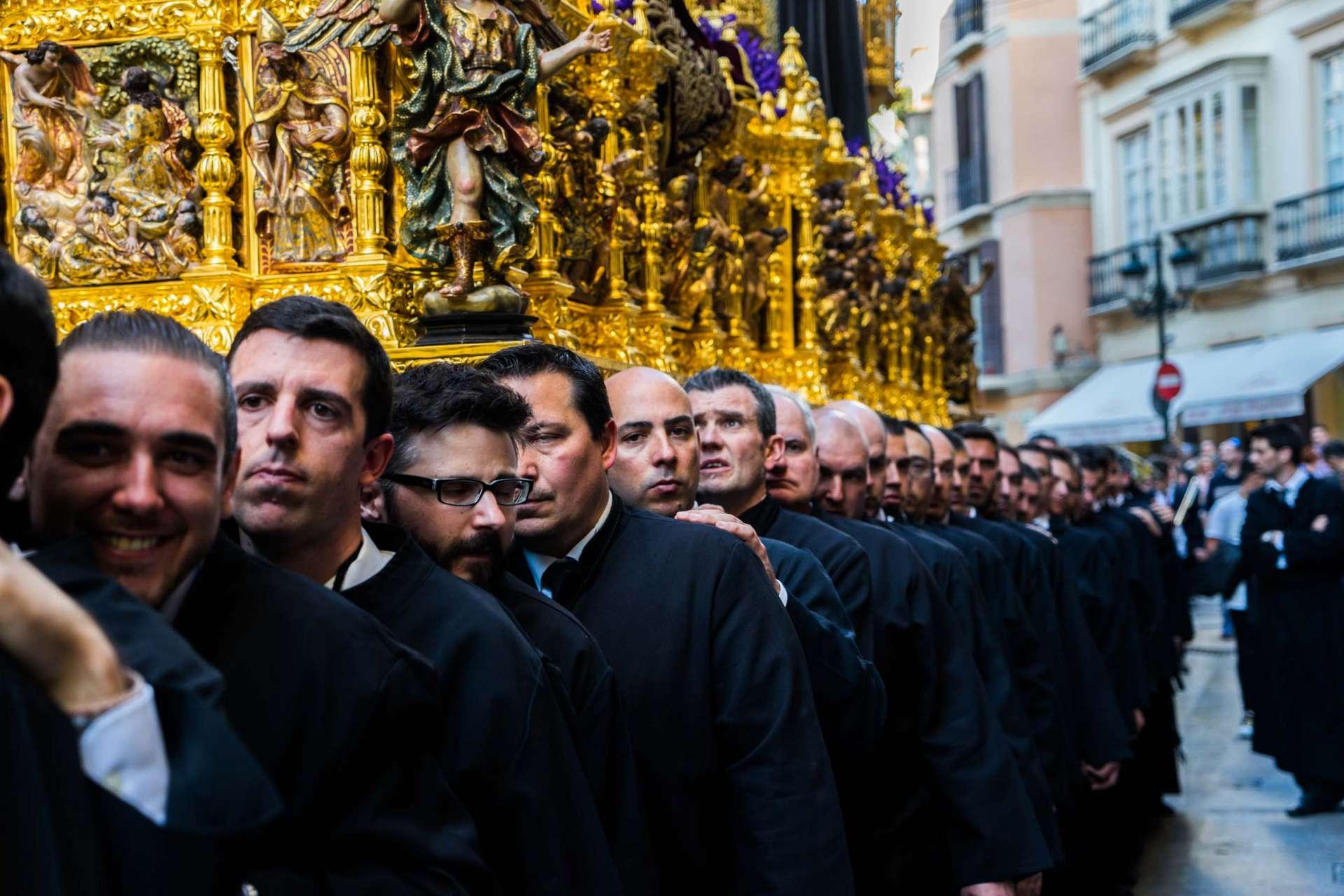 Malaga Semana Santa Holy Week 4