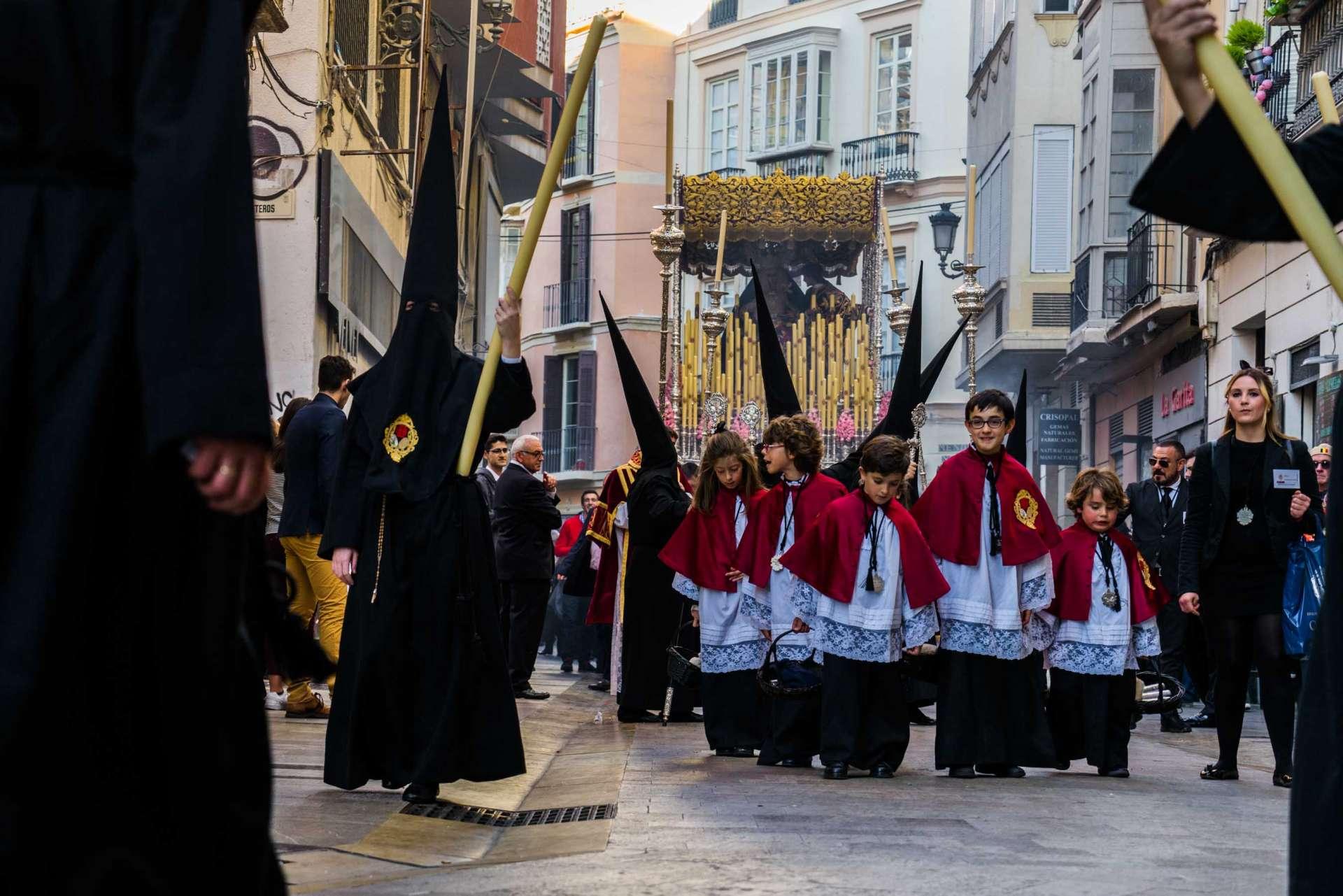 Malaga Semana Santa Holy Week 9
