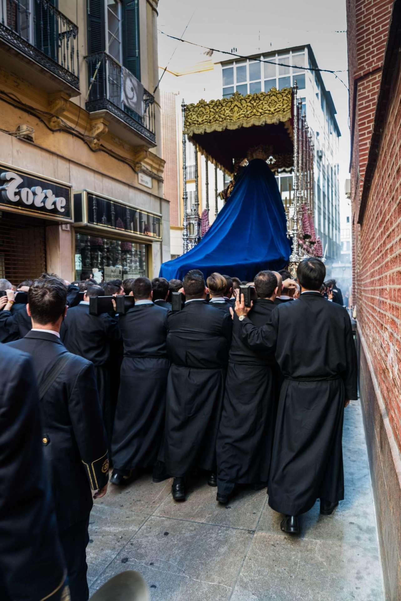 Malaga Semana Santa Holy Week 12
