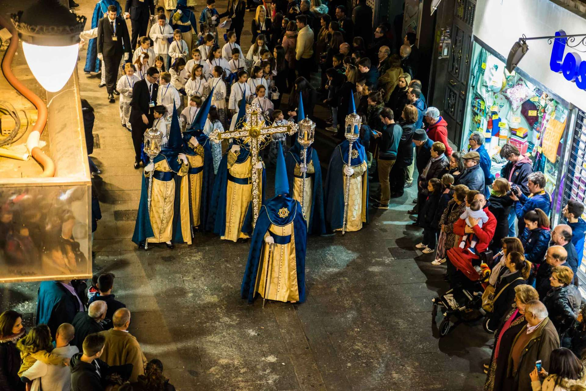 Granada Semana Santa Holy Week 2