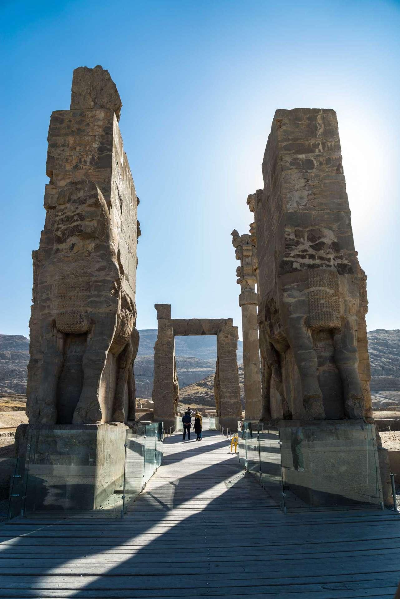 Persepolis Iran - gate of all nations