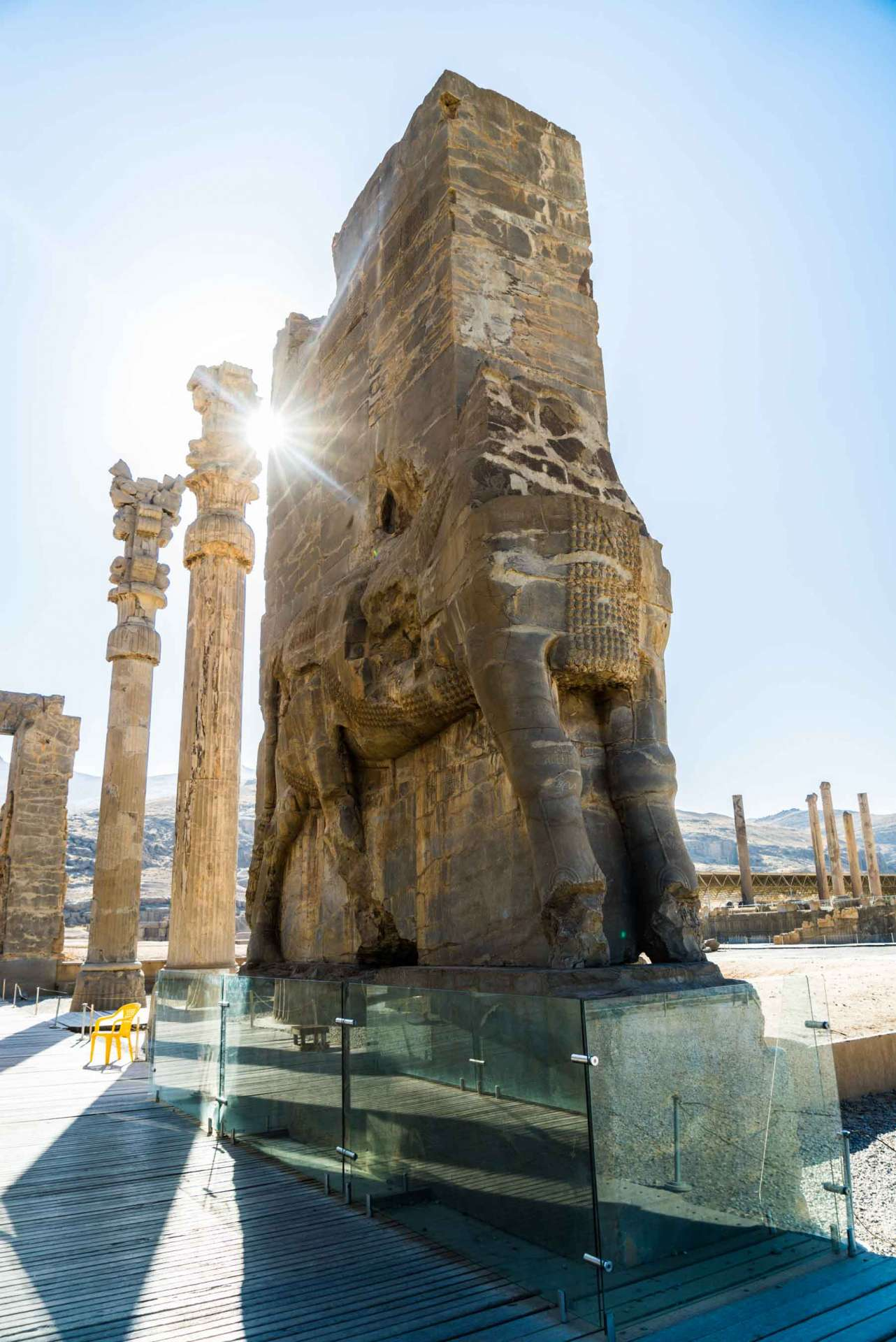 Persepolis Iran - gate of all nations 2