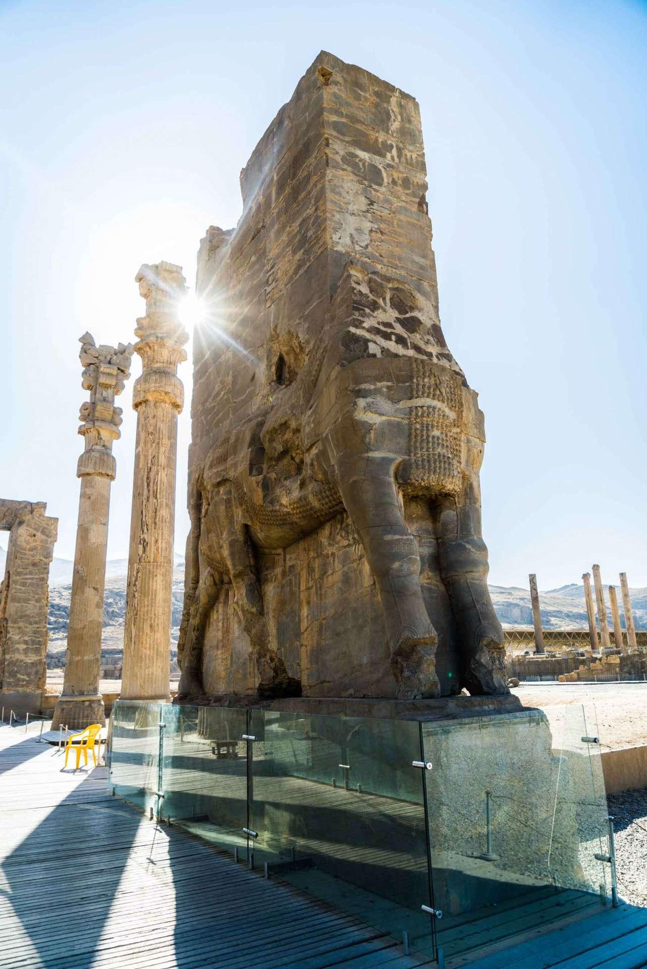 Persepolis Iran - gate of all nations 2