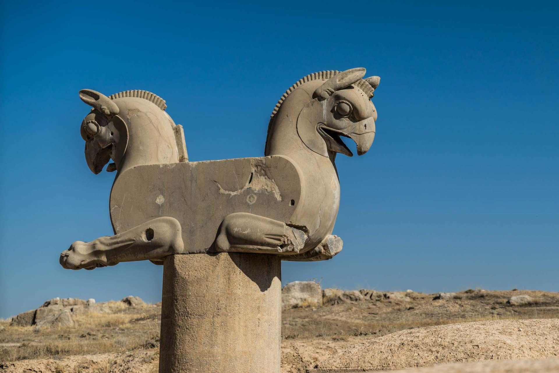 Persepolis Iran - Gryphon