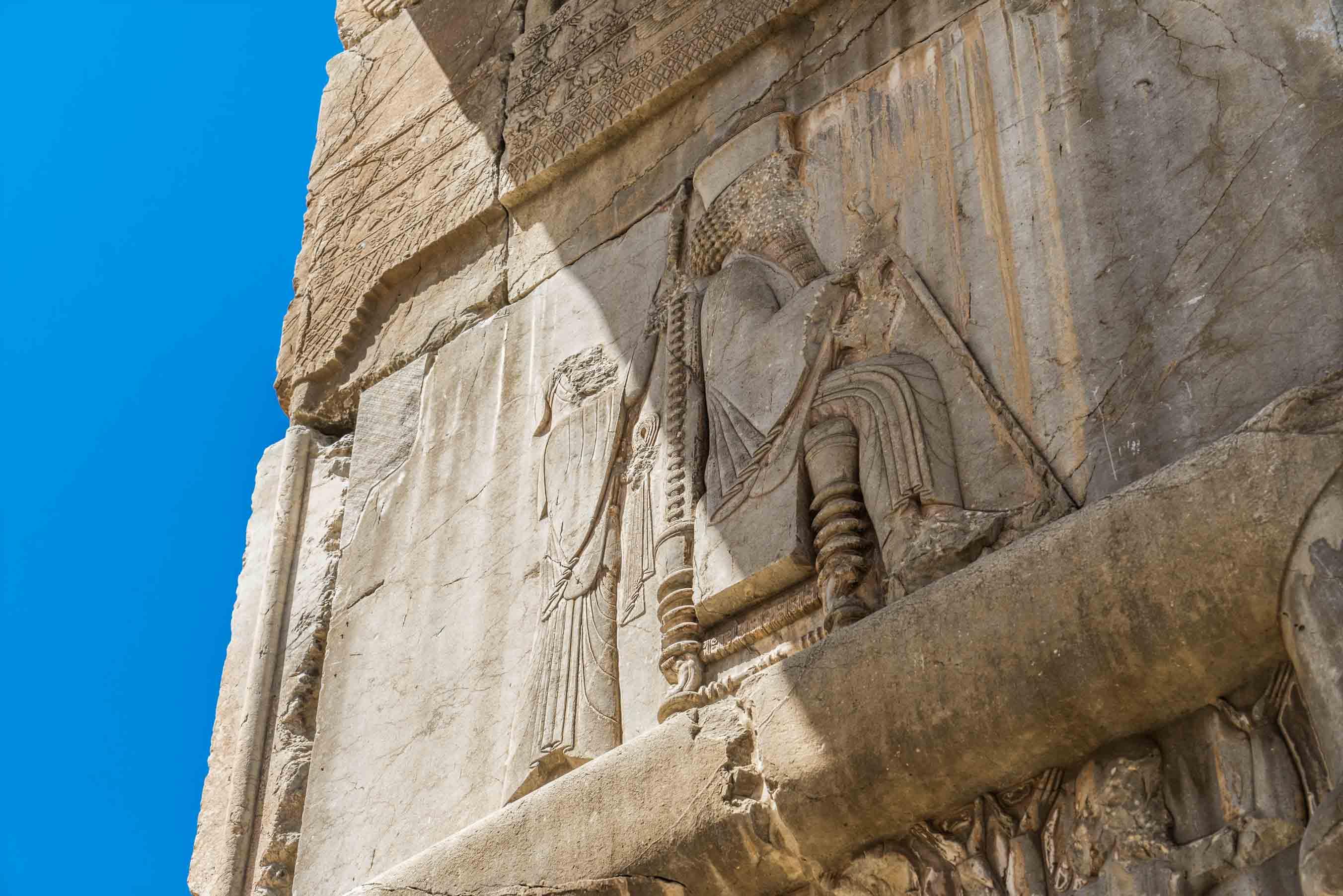 Persepolis Iran - Dario