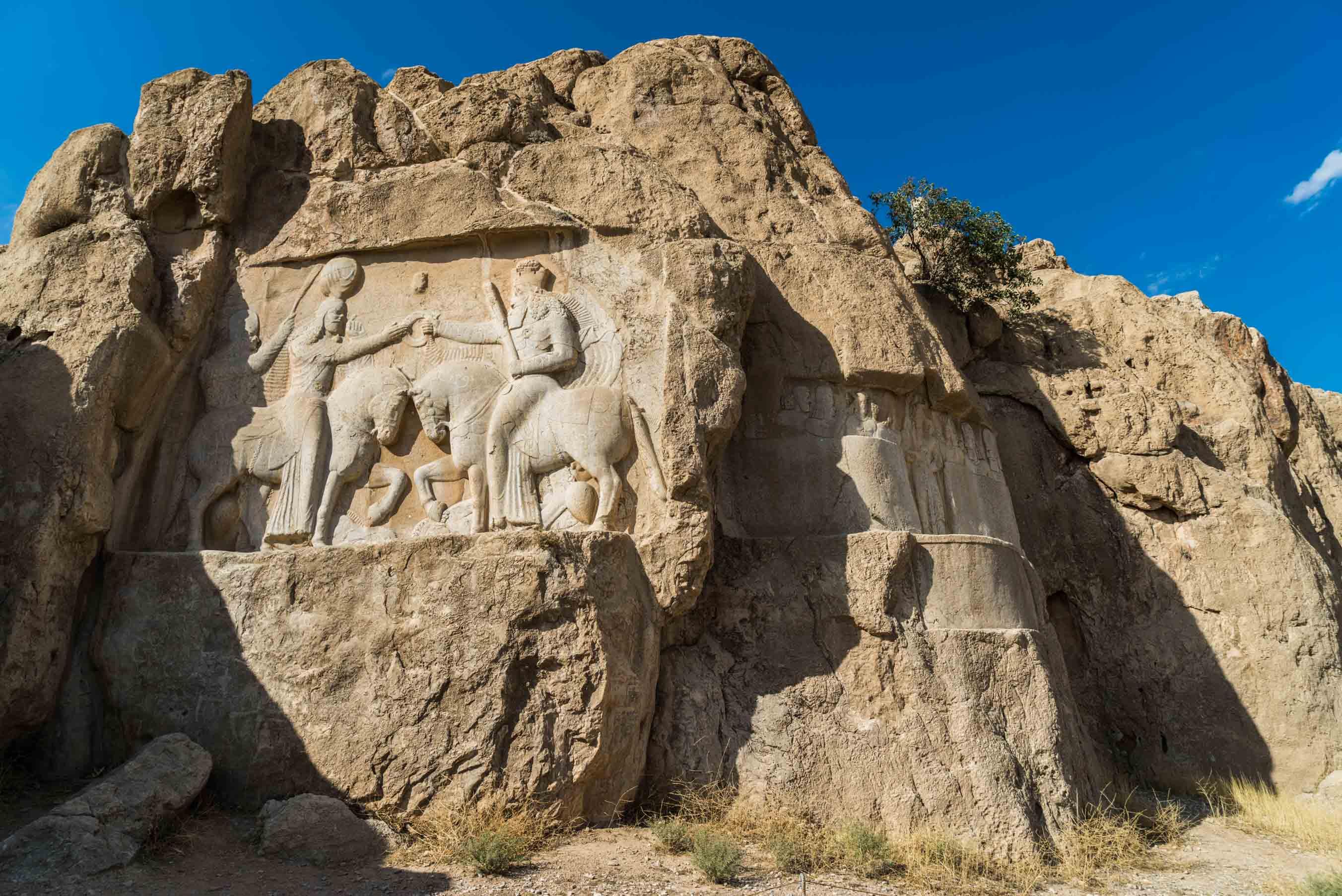 Persepolis Iran - Naqsh-e Rajab