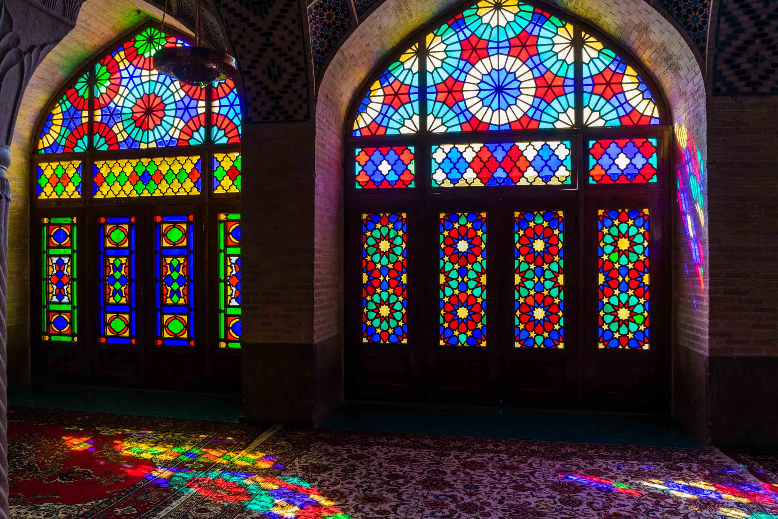 Shiraz Pink Mosque Nasir ol Molk 3