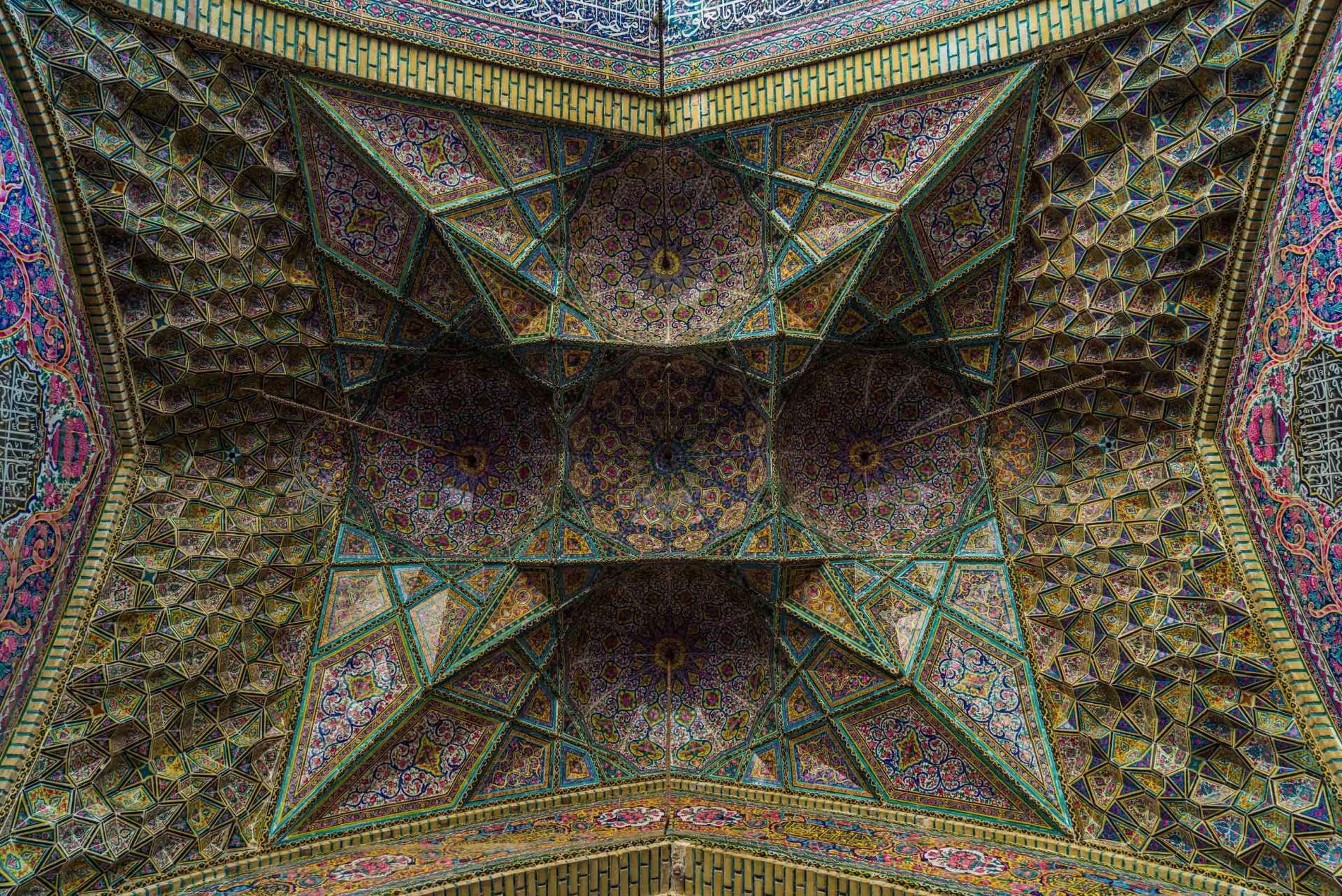 Shiraz Pink Mosque Nasir ol Molk 8