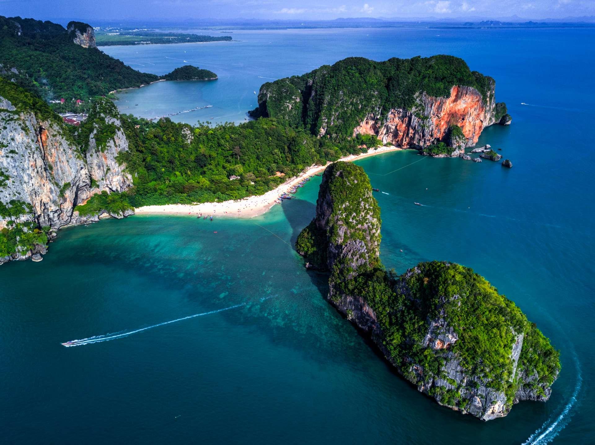 Krabi - Phra Nang Cave Beach 2