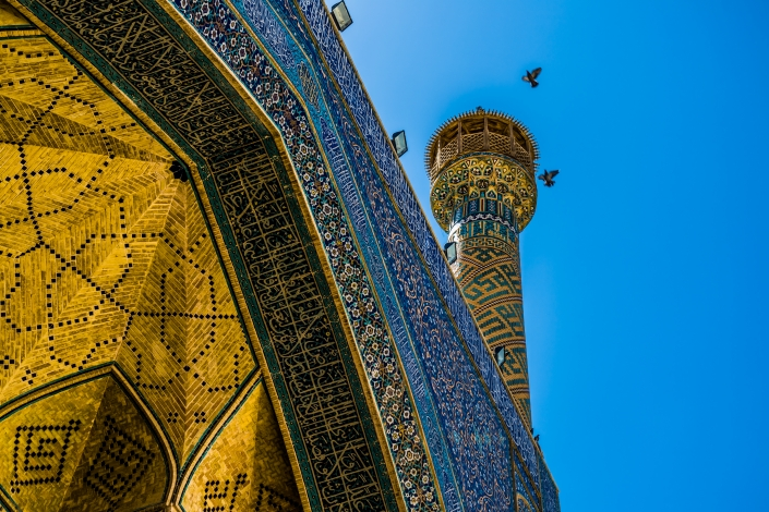 Iranian Architecture - Jame Mosque of Isfahan