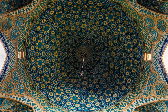 Iranian Architecture - Jame Mosque of Yazd 2