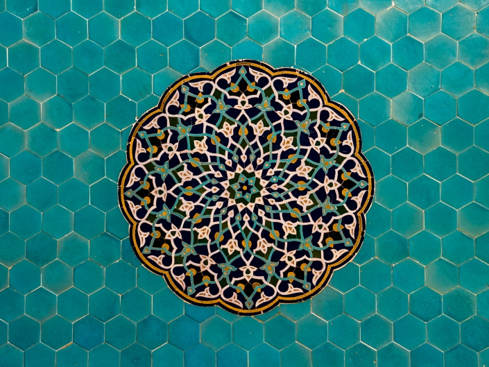 Iranian Architecture - Jame Mosque of Yazd