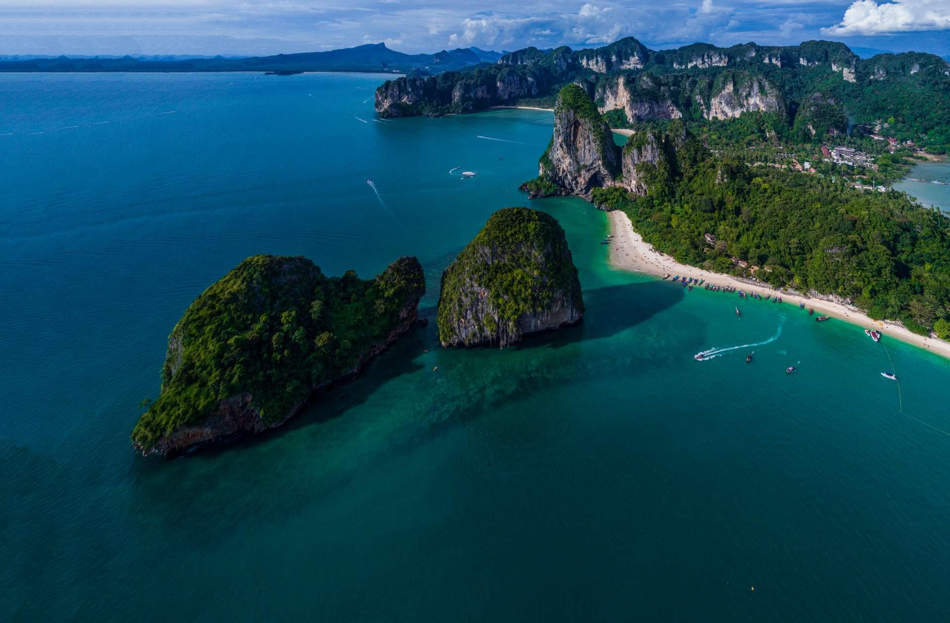 Krabi - Phra Nang Cave Beach