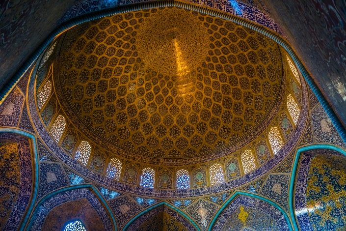 Iranian Architecture - Sheikh Lotfollah Mosque, Isfahan 2