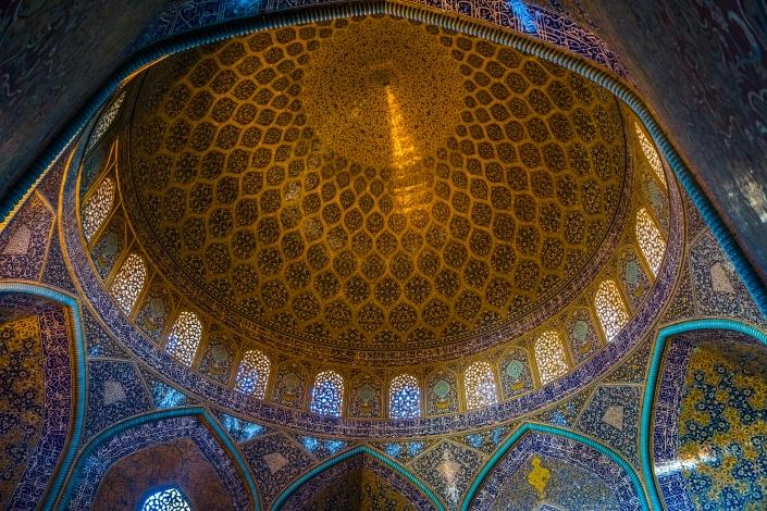 Iranian Architecture - Sheikh Lotfollah Mosque, Isfahan 2