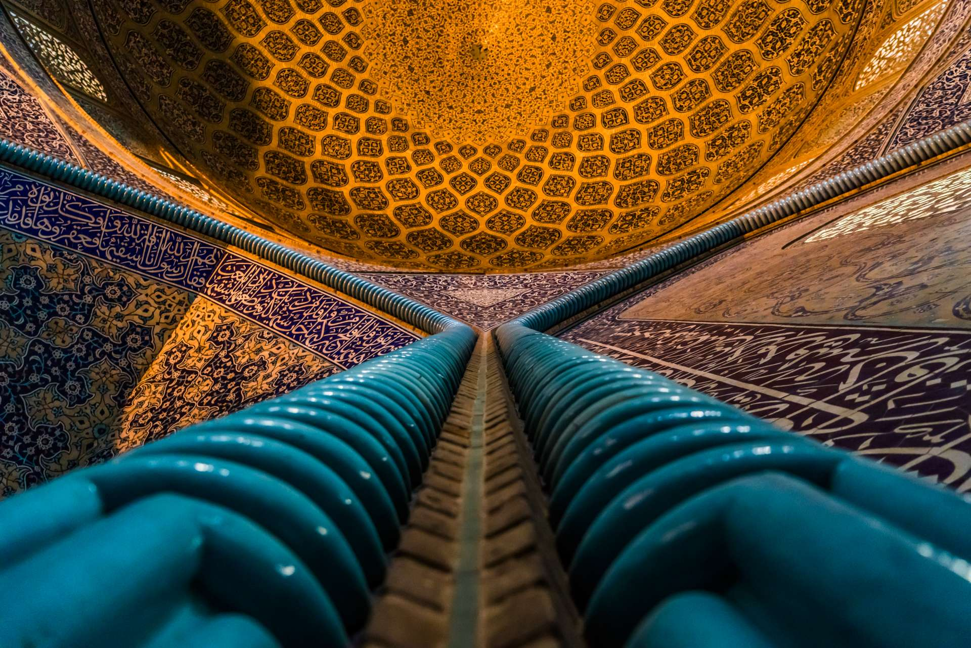 Iranian Architecture - Sheikh Lotfollah Mosque, Isfahan 4