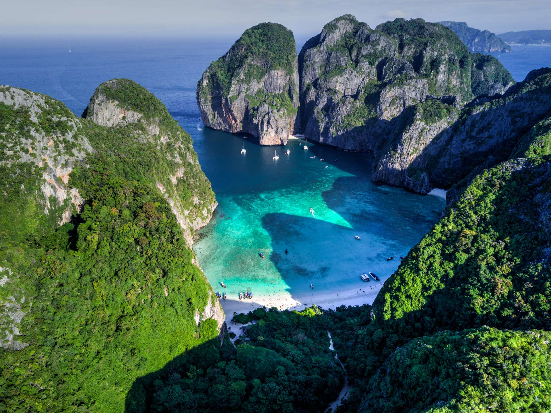 Phi Phi Islands - The Beach