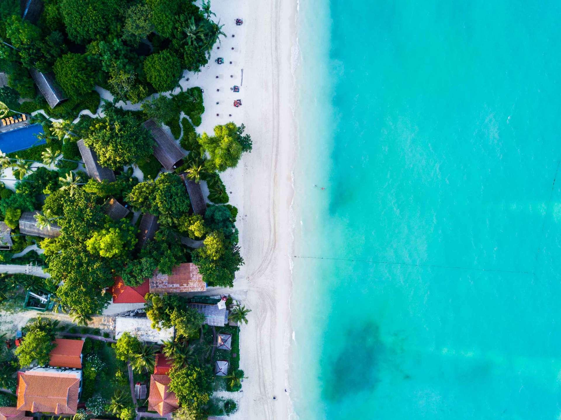 Phi Phi Islands - Laem Tong