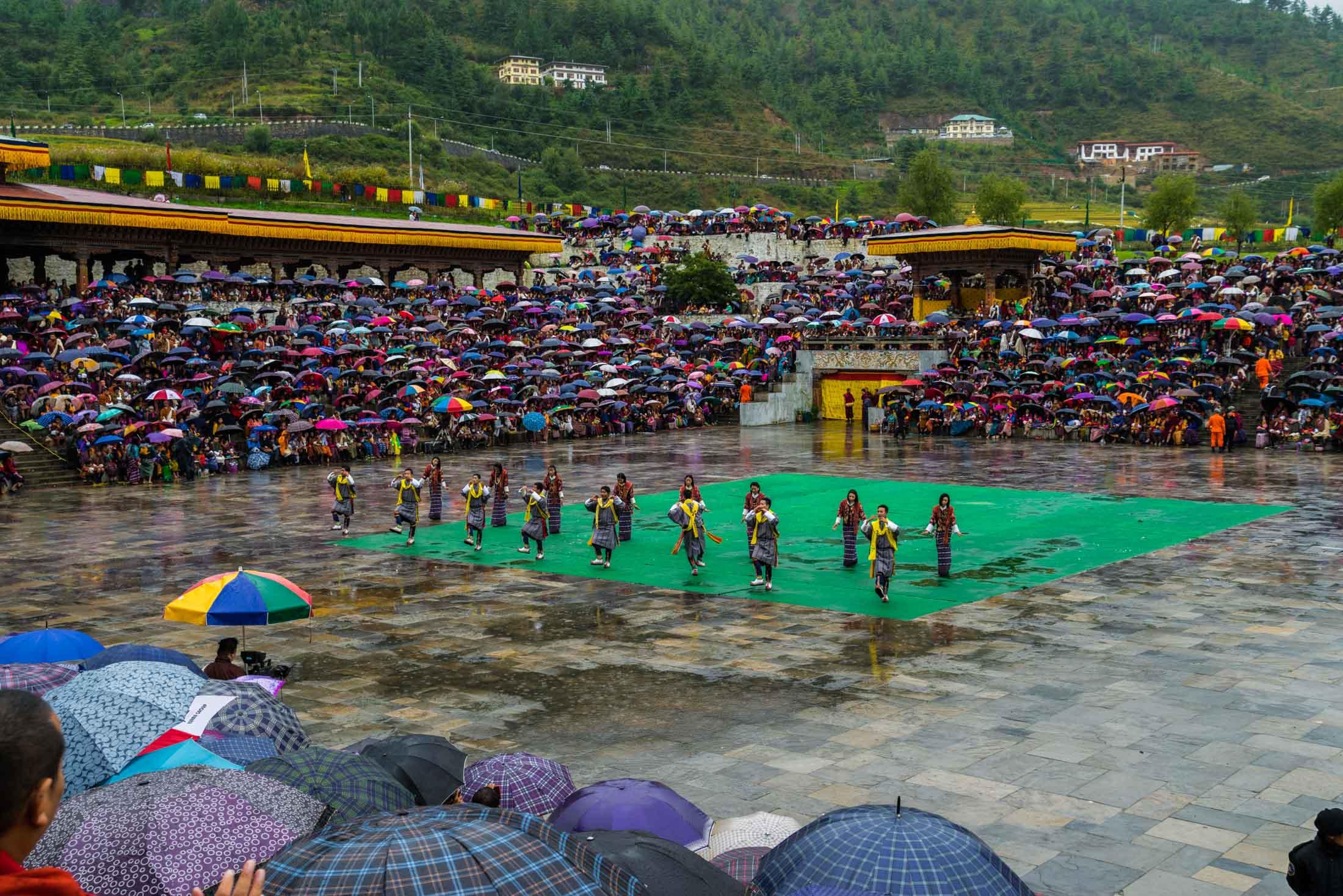 Thimphu Tshechu festival bhutan pescart enrico pescantini 2