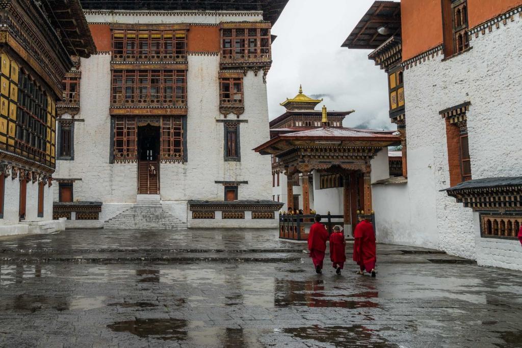 buddhist monk Bhutan Pescart Enrico Pescantini 4