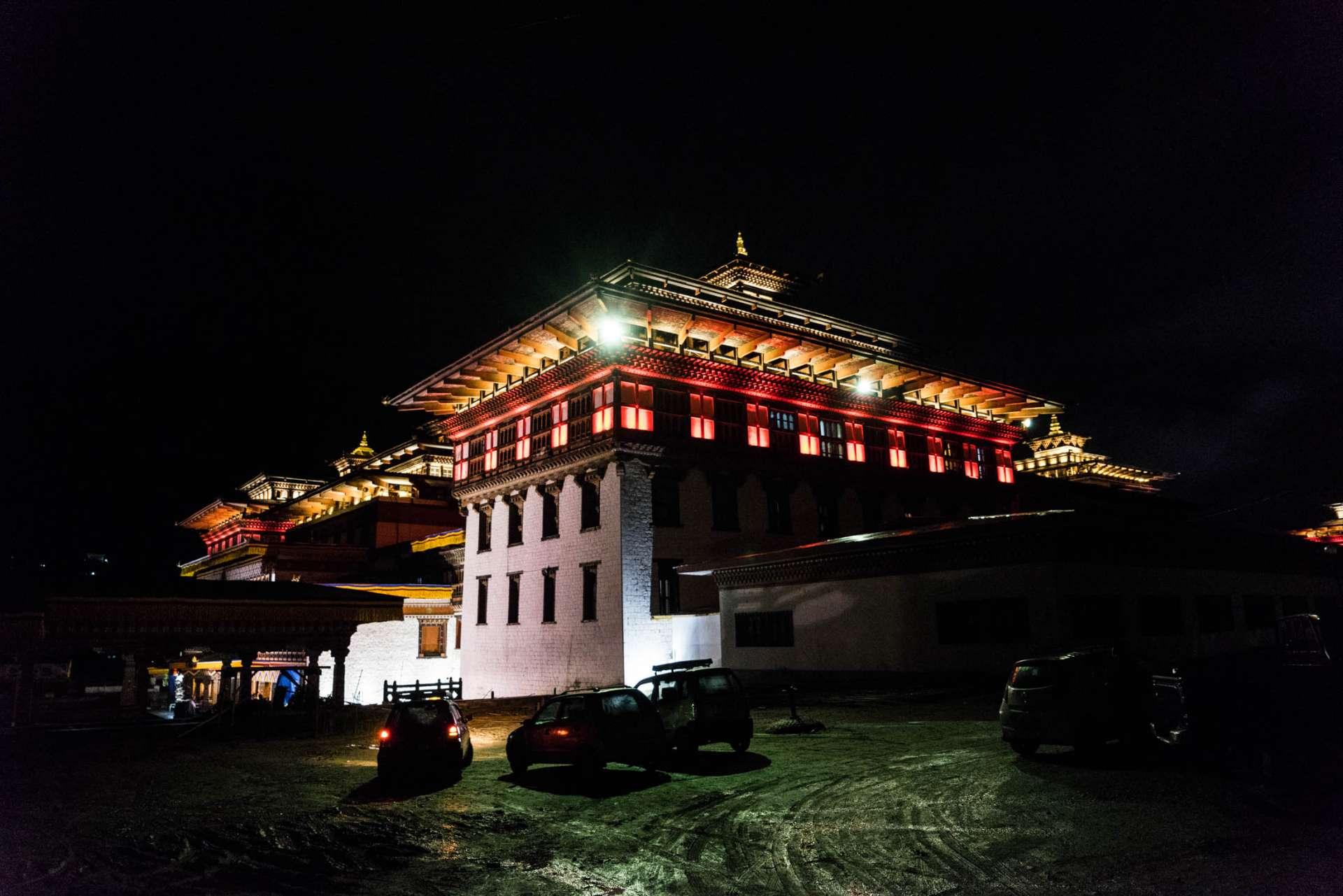 Tashichho Dzong Thimpu Bhutan Pescart enrico pescantini