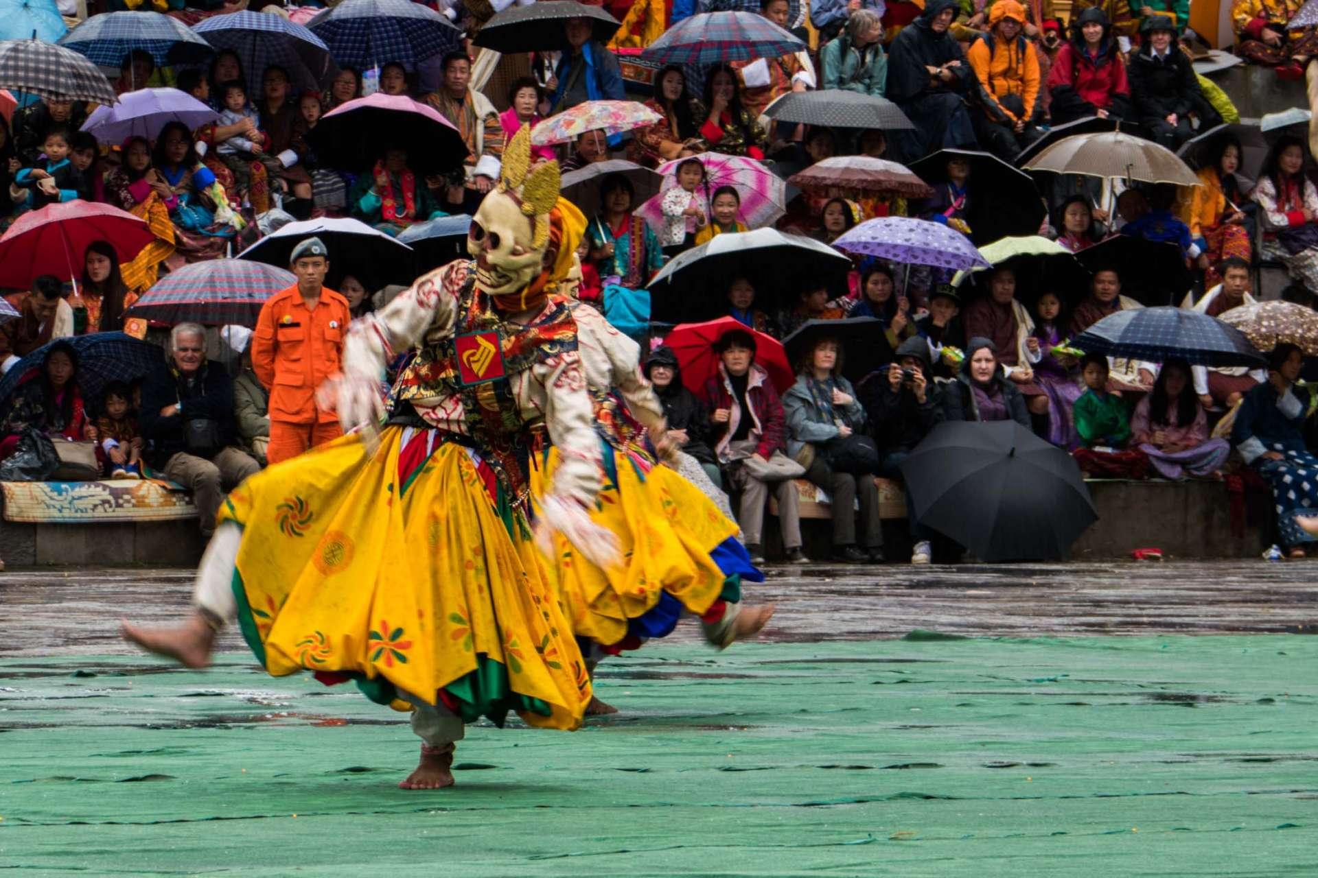 Thimphu Tshechu Bhutan Pescart Enrico Pescantini 6