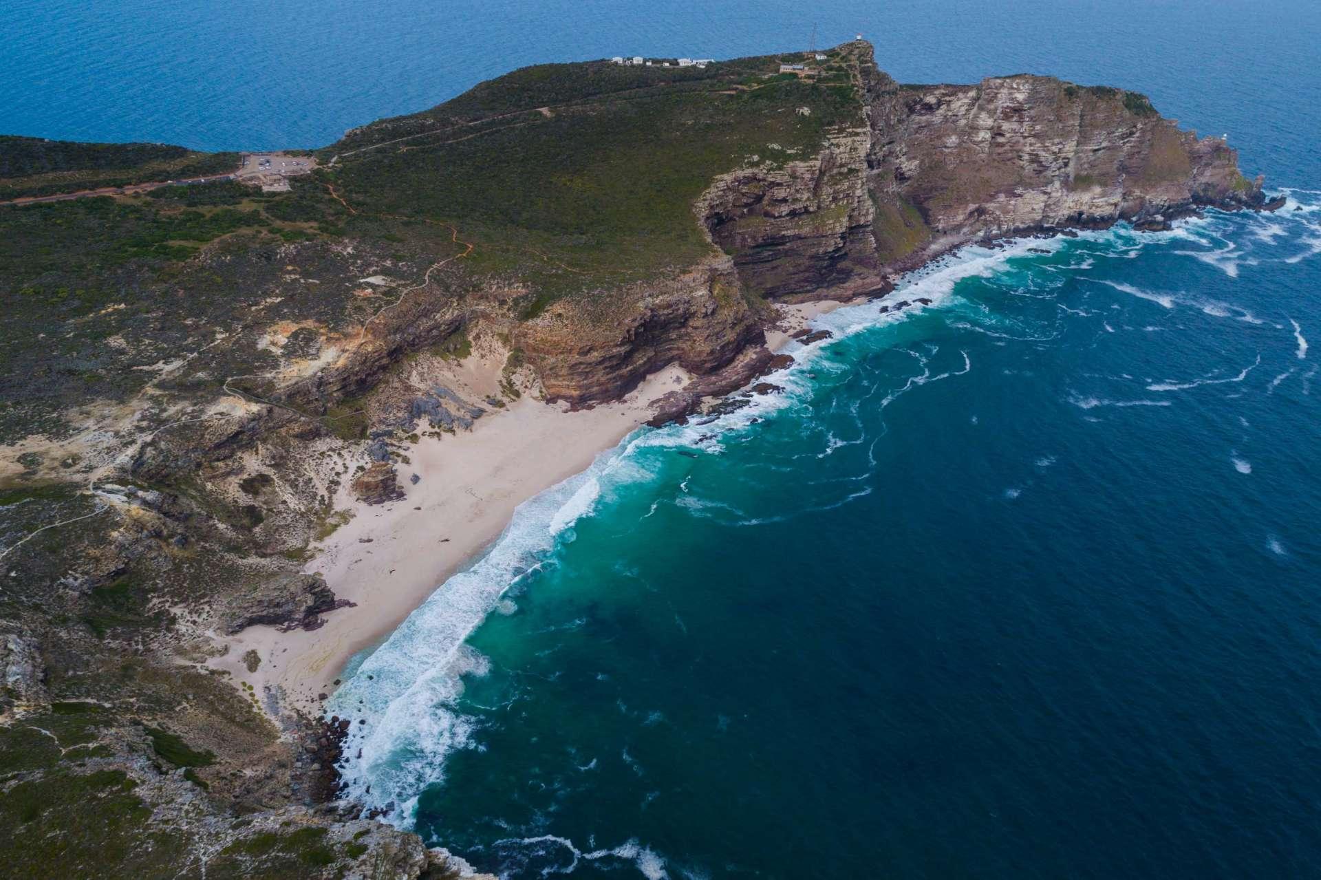 Cape Town Cape of Good Hope Pescart Enrico Pescantini