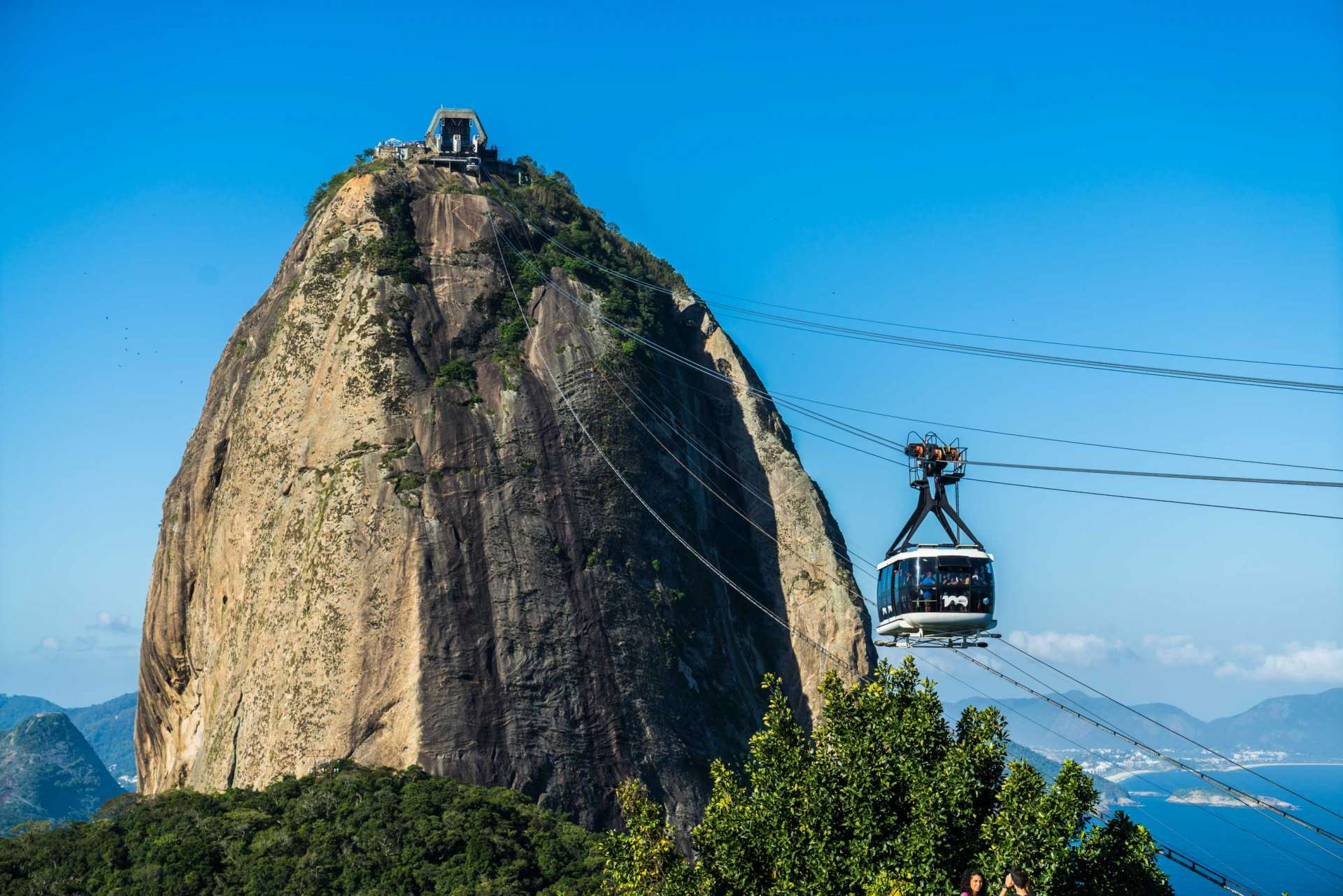 Rio de Janeiro Pescart Enrico Pescantini SugarLoaf cablecar