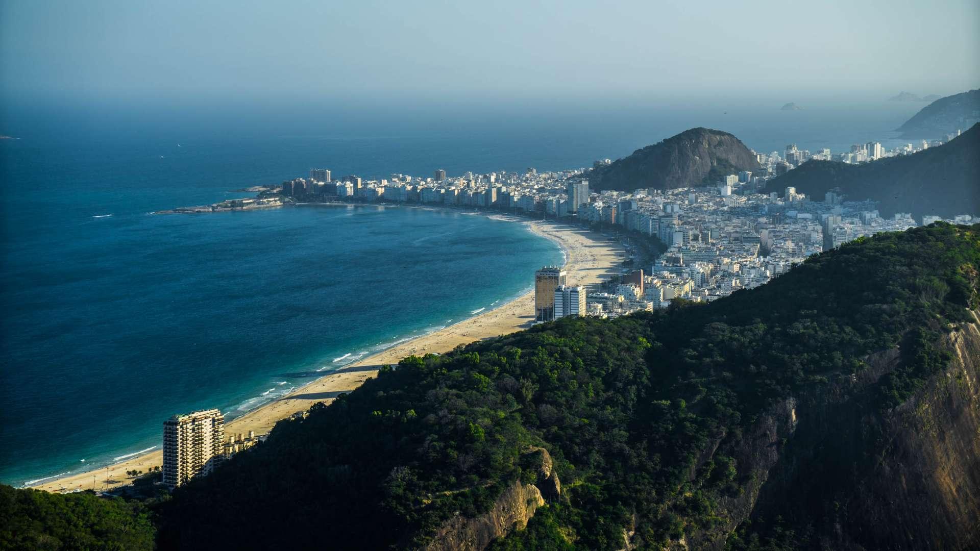 Rio de Janeiro Pescart Enrico Pescantini SugarLoaf view 2