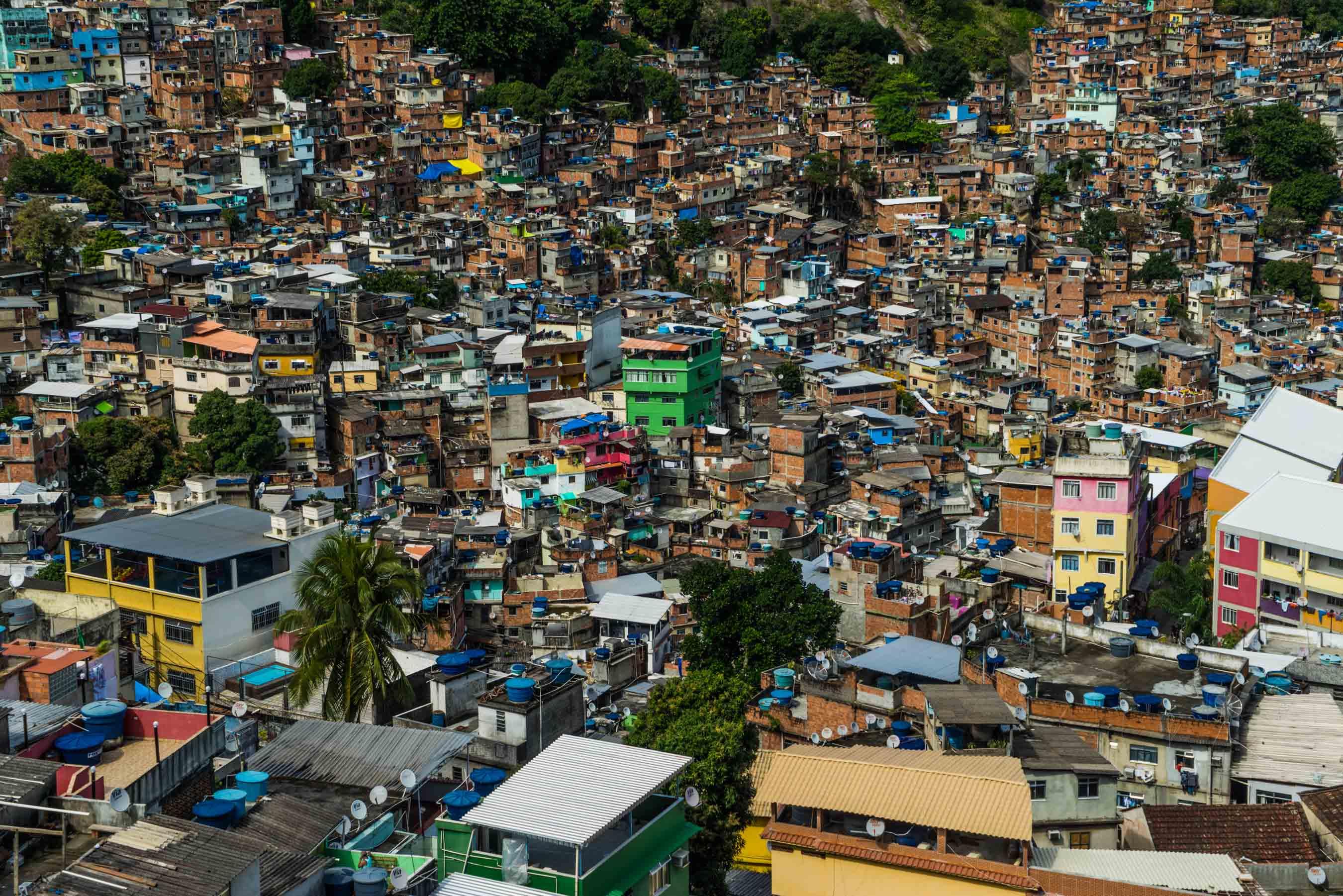 Rio de Janeiro Pescart Enrico Pescantini Rocinha 3