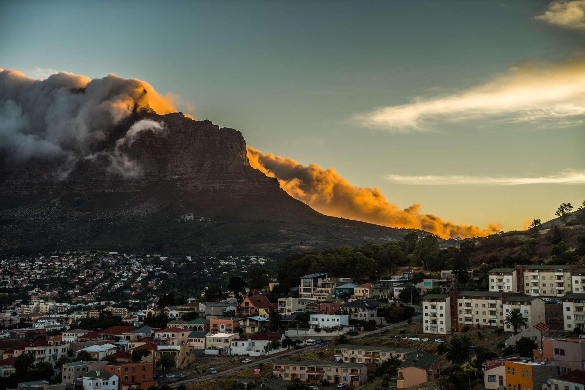 Cape Town Table Mountain Pescart Enrico Pescantini