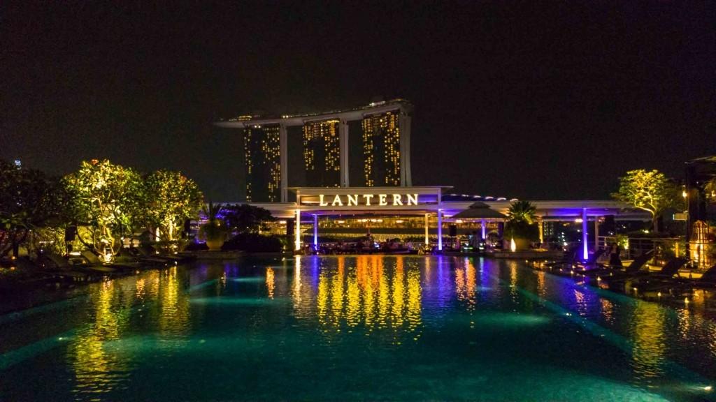 Singapore Pescart Enrico Pescantini Fullterton Hotel Lantern bar