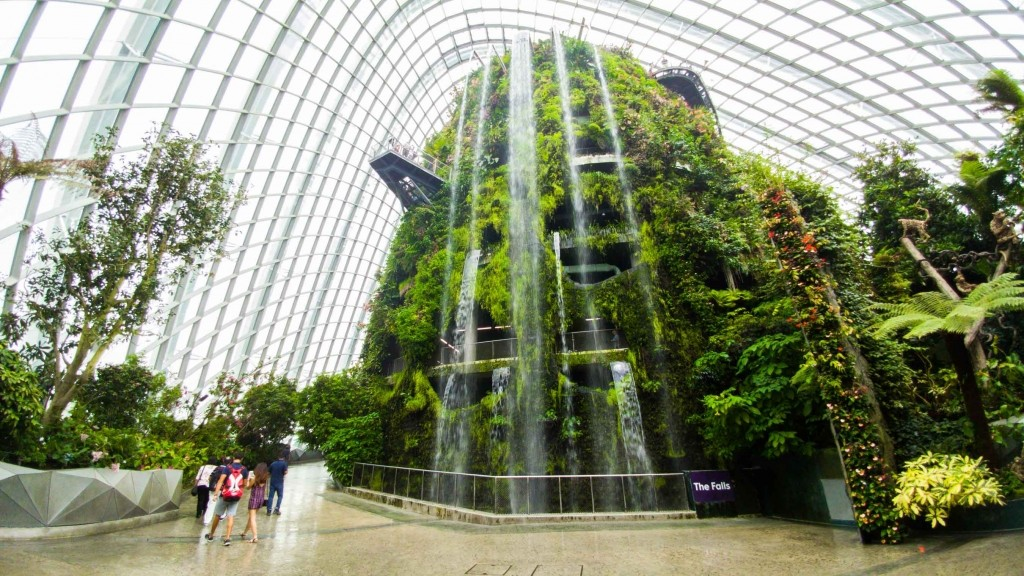 Singapore Pescart Enrico Pescantini Cloud Forest 1