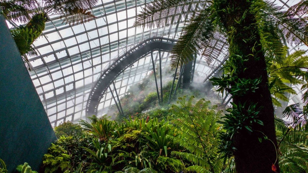 Singapore Pescart Enrico Pescantini Cloud Forest 4