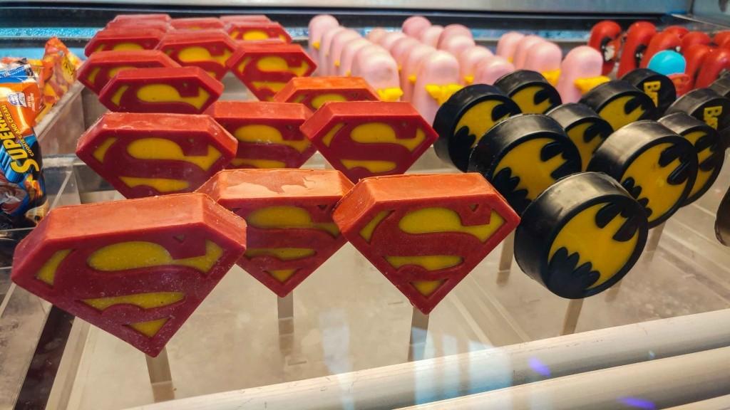 Singapore Pescart Enrico Pescantini DC Super Heroes Cafe 4