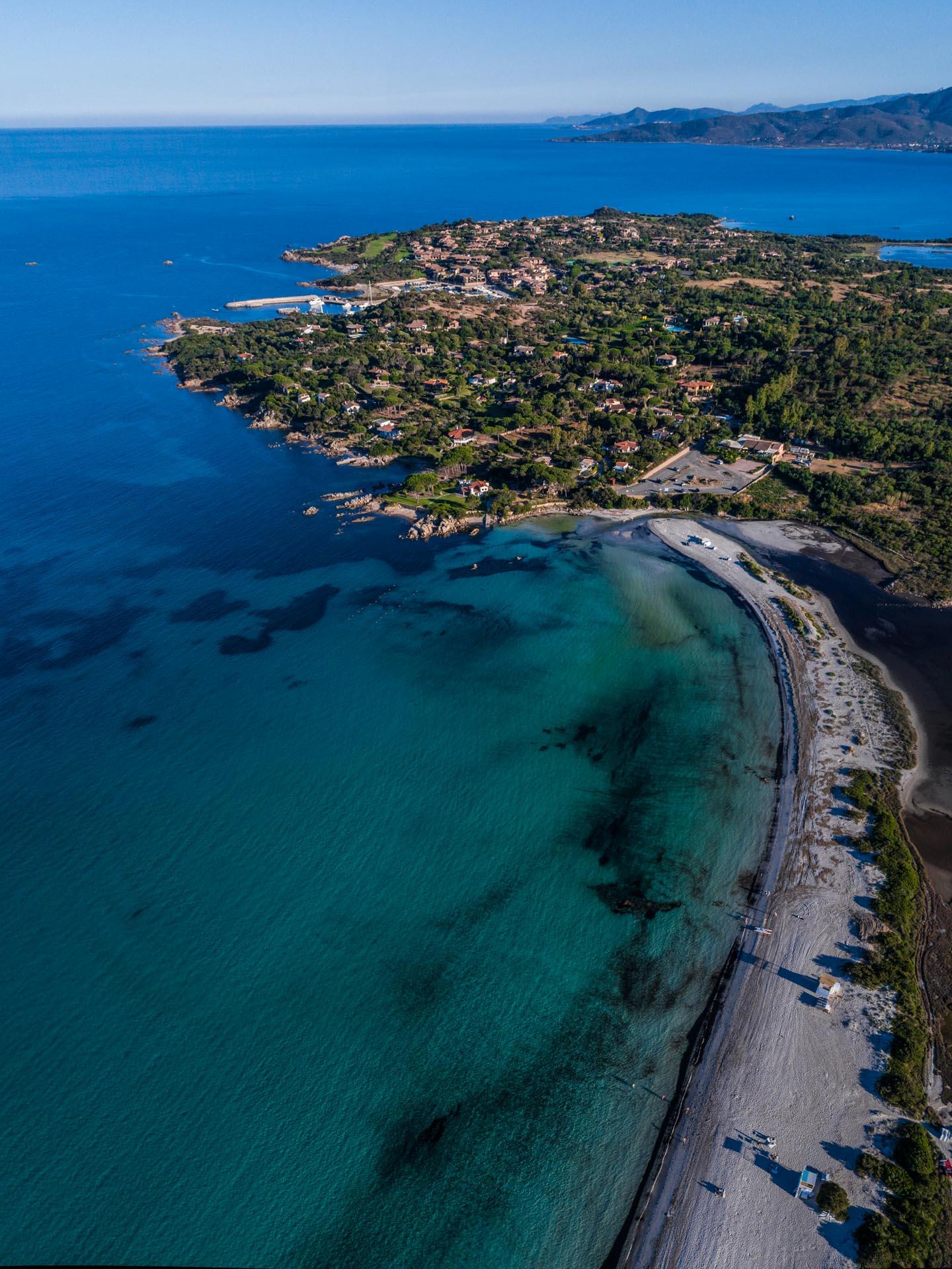 Lu Impostu - Sardinia Sardinia Aerial Photography drone Enrico Pescantini