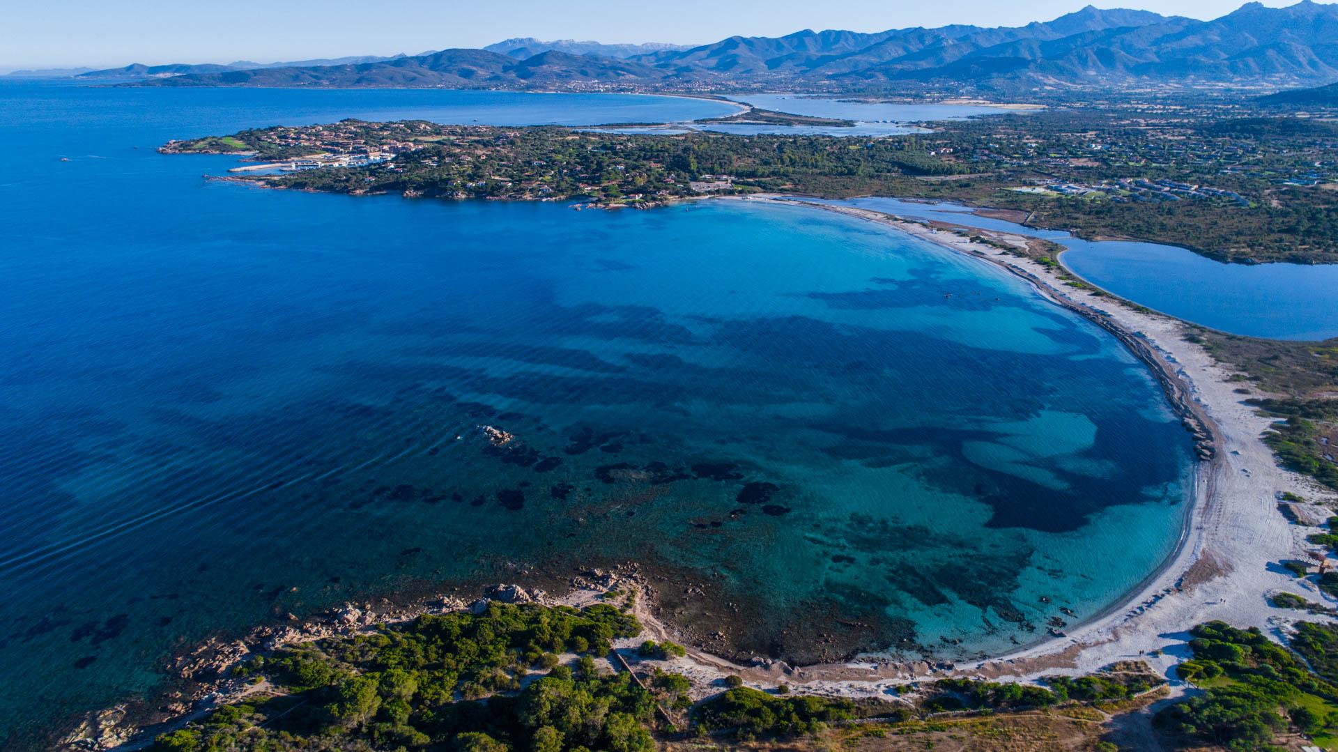 Lu Impostu Sardinia Aerial Photography drone Enrico Pescantini