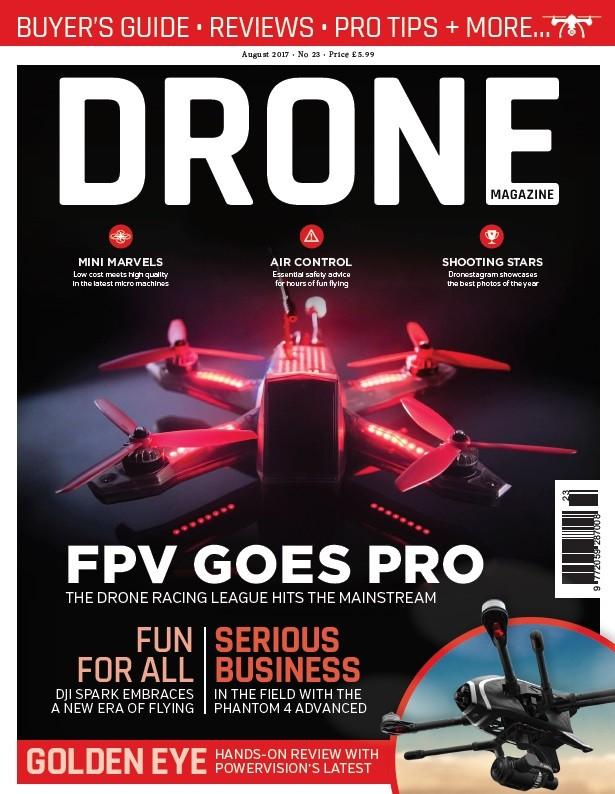 Drone Magazine UK Enrico Pescantini Aerial Photography 1