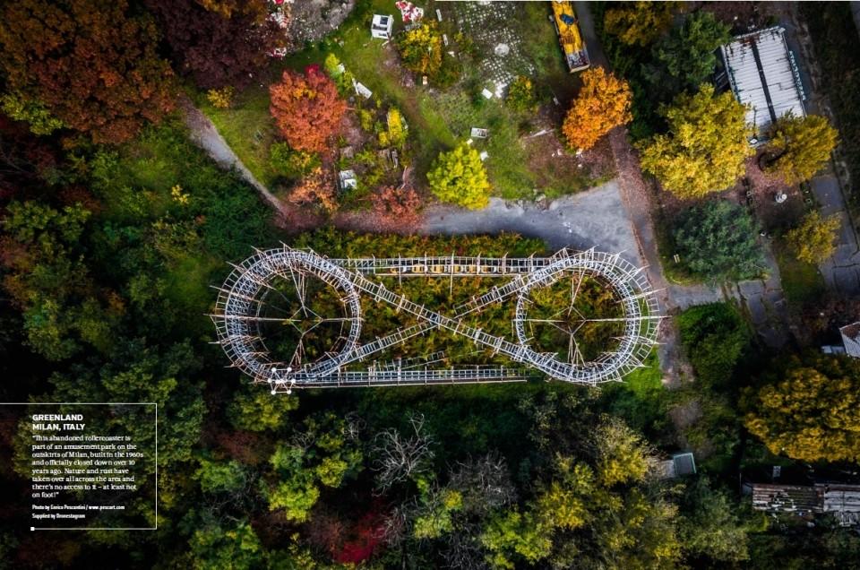 My aerial photos on Drone Magazine UK!