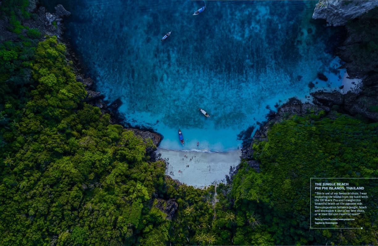 Drone Magazine UK Enrico Pescantini Aerial Photography 3
