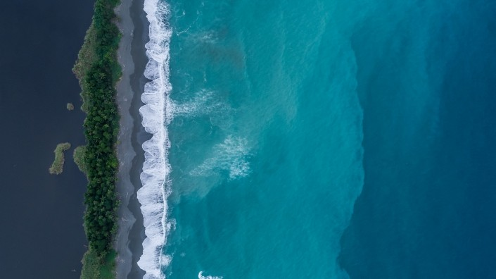 Costa Rica From Above Colors of nature Enrico Pescantini