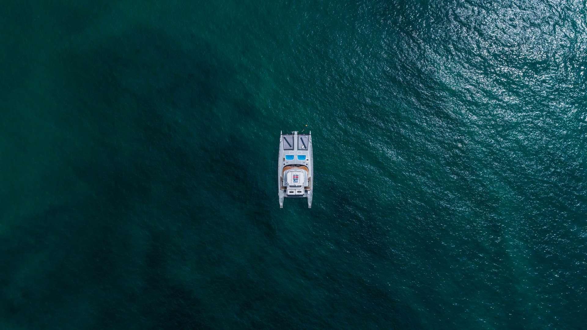 Island Tortuga Costa Rica From Above Enrico Pescantini calypso cruises