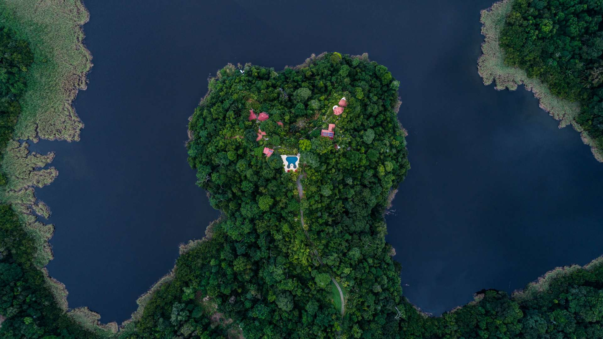 Carate Jungle Resort Costa Rica From Above Enrico Pescantini
