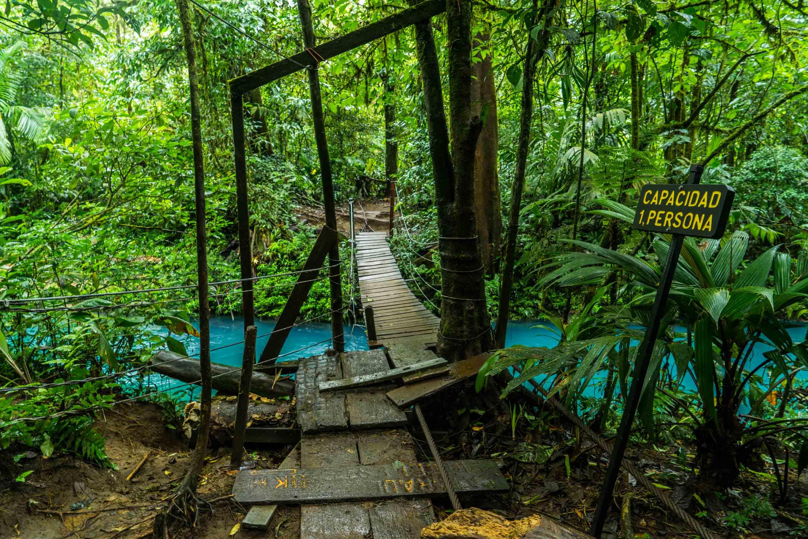 Costa Rica Enrico Pescantini Pescart Rio Celeste 1