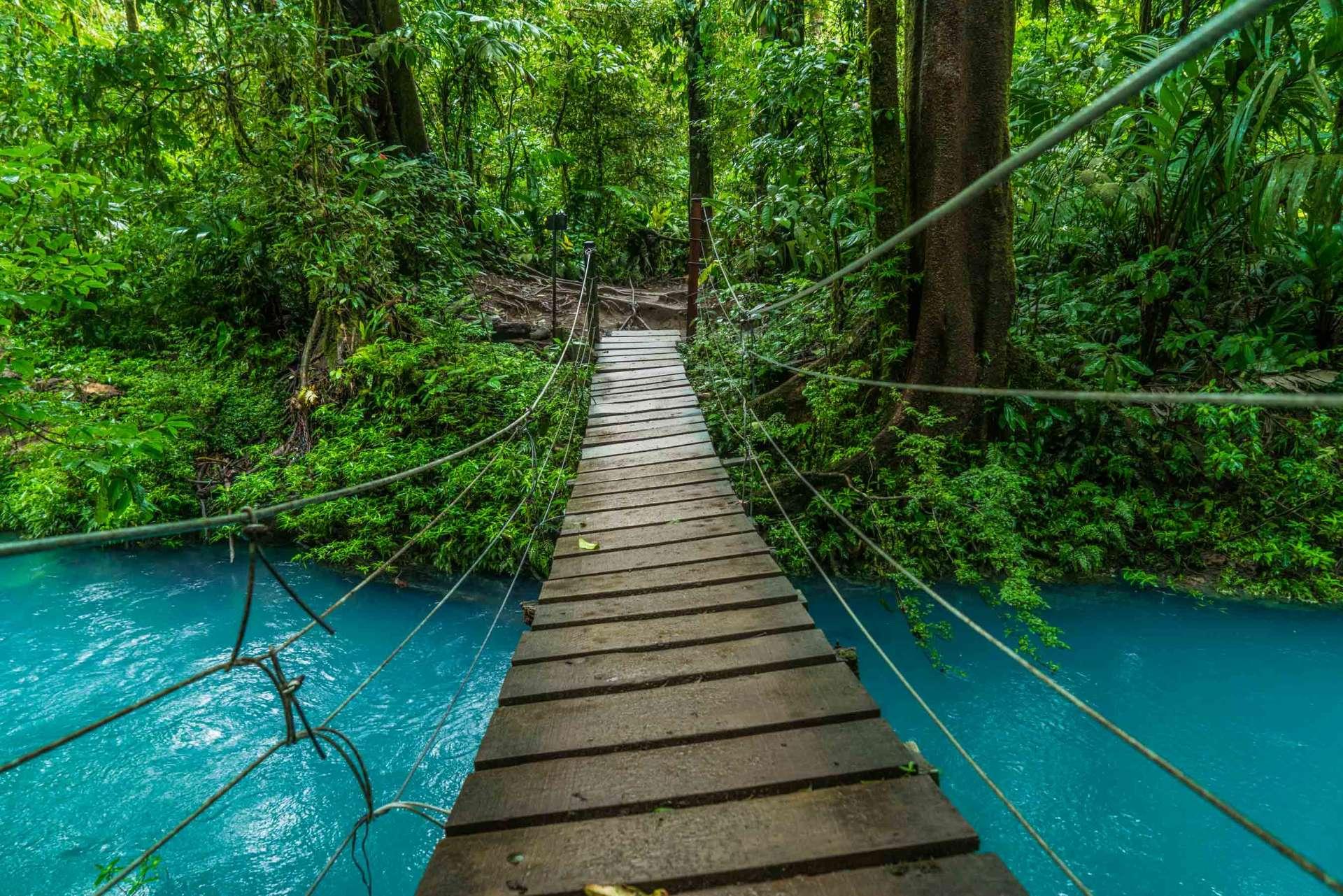 Costa Rica Enrico Pescantini Pescart Rio Celeste 2