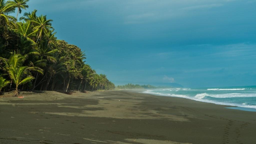 costa rica carate beach