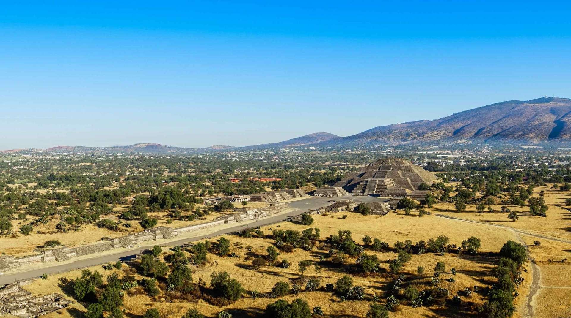 Teotihuacan Pyramids Mexico City Enrico Pescantini photographer 3