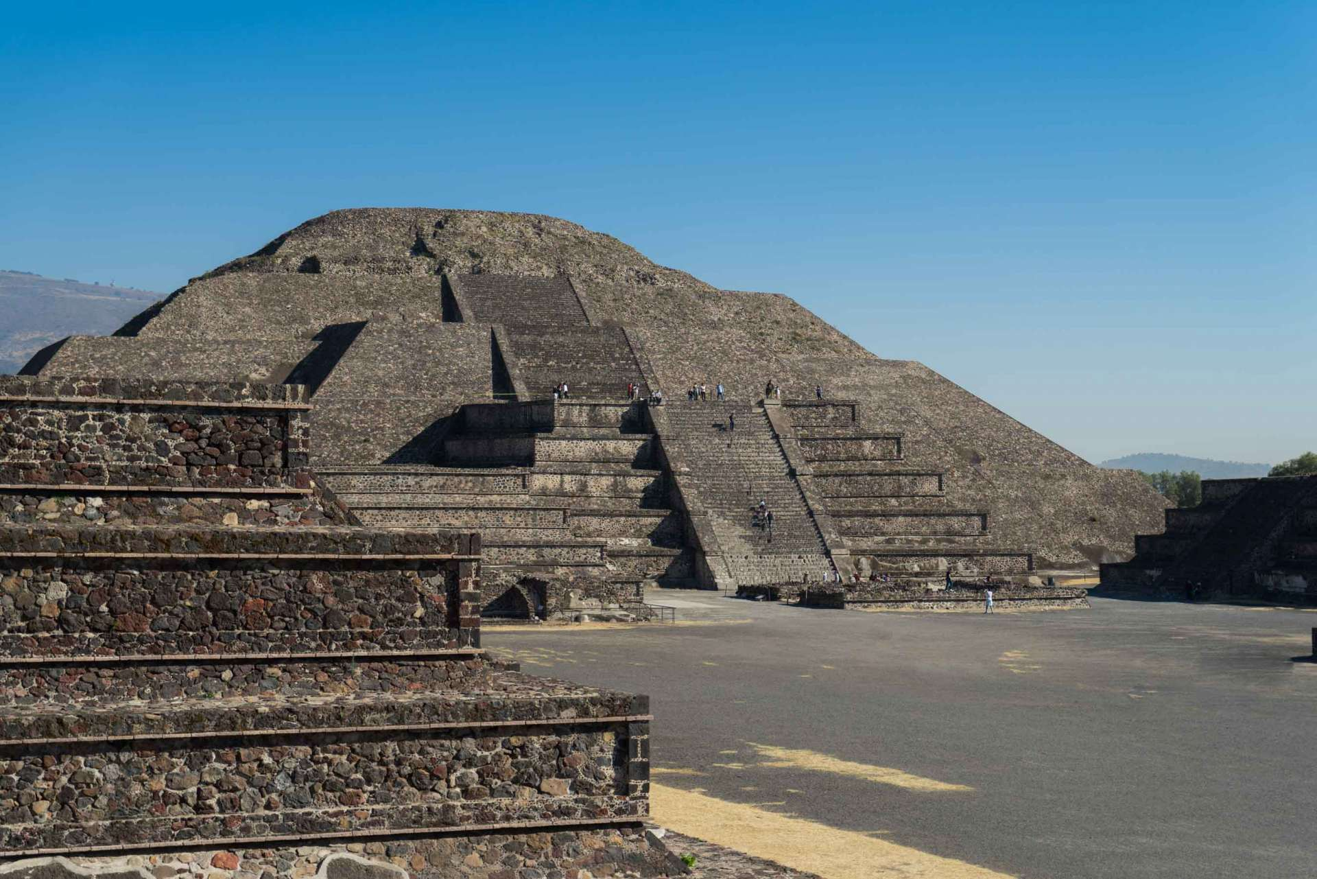 Teotihuacan Pyramids Mexico City Enrico Pescantini photographer 5