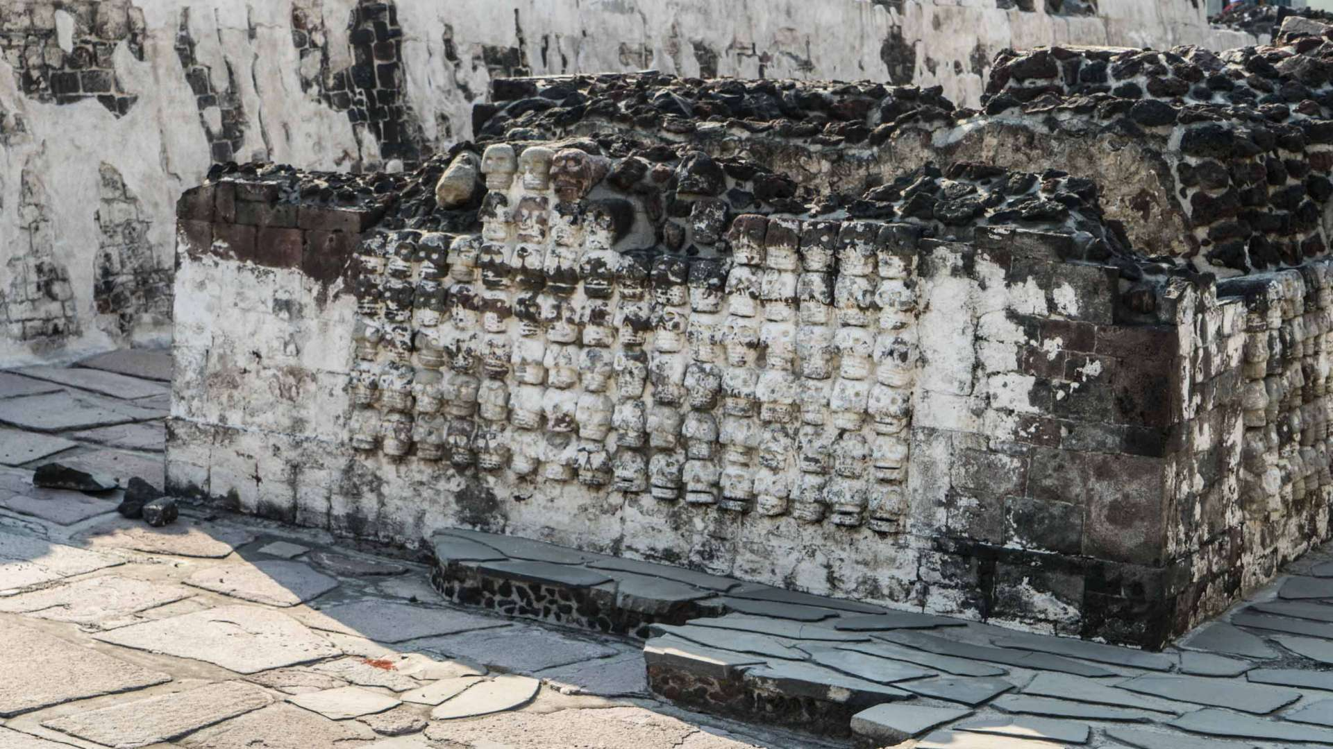 Templo Mayor Museum Mexico City Enrico Pescantini Travel Photographer